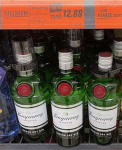 (Lokal Lidl Solingen) Tanqueray London Dry Gin 0,7l 47,3%