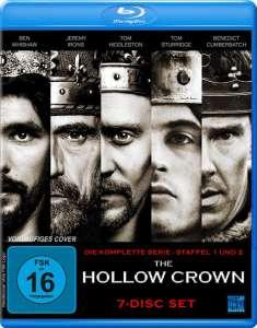 [amazon PRIME] The Hollow Crown - Gesamtedition Staffel 1+2 (Blu-ray)   8,3*/10@IMDB