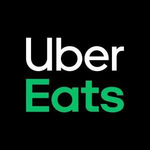 UberEats - 15€ Rabatt auf die erste Bestellung