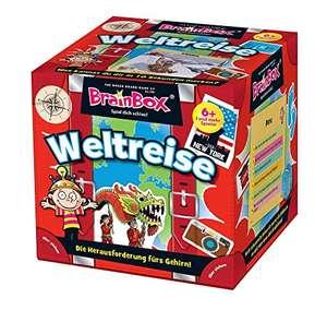 Brain Box Weltreise, Lernspiel, Quizspiel für Kinder ab 6 Jahren für 10,02€ (Amazon Prime & Thalia)