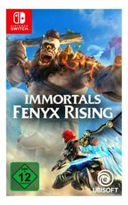 Immortal Fenyx Rising für Nintendo Switch [Saturn via eBay]