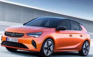 Privatleasing: Opel Corsa Elektro (Bafa) 50kWh / 136PS für 98€ (eff 125€) monatlich - LF:0,32