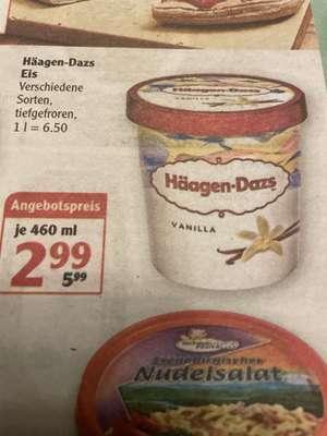 [Globus] Becher Häagen Dazs in versch Sorten für 2,99 €