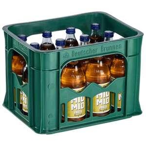 Tegut:12x 0,5l Glasflaschen Mio Mio Mate in verschiedenen Sorten ( auch Cola) , Literpreis: 1,11 €, Pfand 3,30 € fällt zusätzlich an