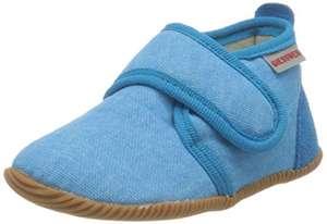 GIESSWEIN Unisex Baby Strass-Slim Fit Lauflernschuh Größe 19 hellblau   Größe 18 Amazon Primepink 22,38€