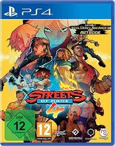 Streets of Rage 4 - [PlayStation 4] [Amazon Marketplace]