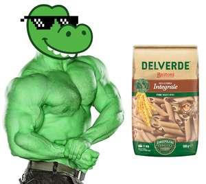 Pumpermarkt [38/21]: z.B. 500g Delverde Buitoni Integrale Pasta (Vollkornnudeln) für 0,65€ im Rewe Center