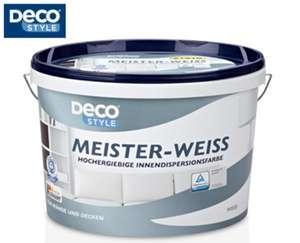 [ALDI-Süd] DECO Meisterweiss 10L
