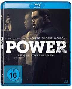 Power - Die komplette erste Season (Blu-ray) für 6,88€ (Amazon Prime)