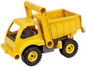 Lena EcoActives LKW Kipper, Baustellenfahrzeug ca. 27 cm, Muldenkipper für 6,71€ (Amazon Prime & Thalia)
