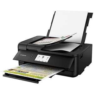 Tintenstrahldrucker Canon PIXMA TS9550 in schwarz