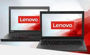 [Gebraucht] afb: 15% Rabatt auf refurbished Lenovo Notebooks