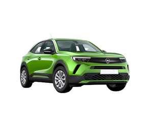 Privatleasing: Opel Mokka Elektro (Bafa) / 136PS für 116€ (eff 144€) monatlich - LF:0,34