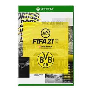[BVB Shop] FIFA 21 Exklusive BVB Sammleredition PS4 xboxone