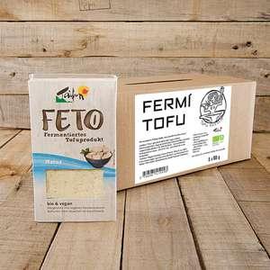 1€ pro Stück: FETO Taifun Fermí Tofu im veganen Outlet Veggie Specials