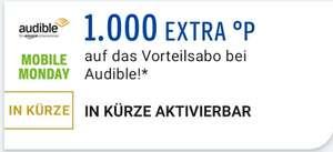 (Payback) Audible Vorteilsabo 1150 Punkte! (ggf. Personalisiert)