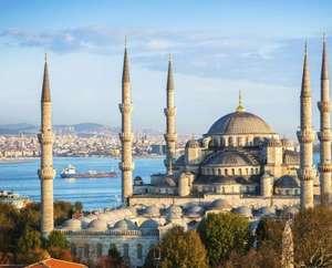 Flüge: Istanbul / Türkei (September) Nonstop Hin- und Rückflug mit Anadolu Jet (TK) von München und Berlin ab 79€ inkl. Gepäck