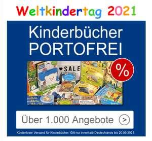 [Terrashop] Kinder- und Jugendbücher ab 99ct portofrei bis Montag