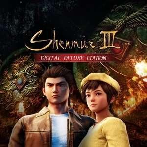Shenmue III Digital Deluxe Edition (PS4) für 7,99€ & Standard Version für 5,99€ (PSN Store PS+)