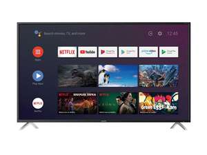 65 Zoll Sharp 4T-C65BL2EF2AB UHD AndroidTV Fernseher