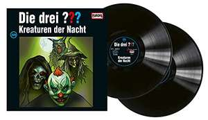 Die drei ??? - 209: Kreaturen der Nacht (Doppel LP/Vinyl)