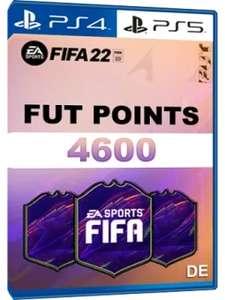 FIFA 22 4600 Points für PS4/PS5