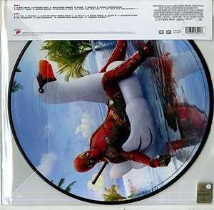 Tyler Bates - Deadpool 2 (Vinyl) Picture LP, Soundtrack (Prime/Saturn Abh.)