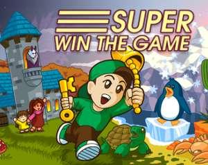 """""""Super Win the Game"""", """"Gunmetal Arcadia"""" u. """"Gunmetal Arcadia: Zero"""" (PC) gratis auf itch.io holen und behalten -DRM Frei-"""