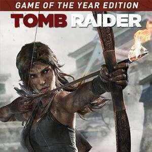 Tomb Raider - Game of the Year Edition (Steam) für 3,59€ (Fanatical)