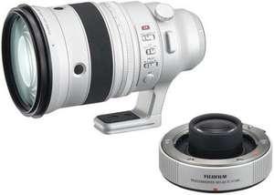 Fujifilm Fujinon XF 200mm F2 Objektiv inkl. XF 1,4 TC - Vorbestellung