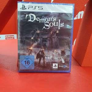 [Fundgrube MediaMarkt Schwedt] Demon's Souls 30€, Spider-Man Miles Morales Ultimate Ed. 35€ (PS5), Sackboy & Crash Bandicoot 4 je 20€ (PS4)