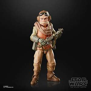 Hasbro, Star Wars, The Black Series, Kuiil, The Mandalorian Action-Figur (Prime)