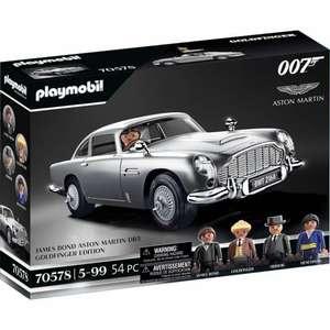 PLAYMOBIL 70578 James Bond Aston Martin DB5 - Goldfinger Edition