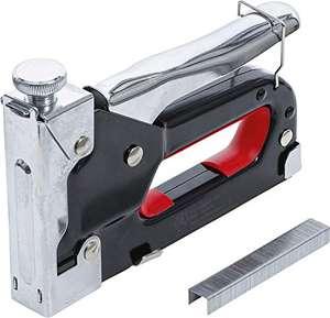 BGS Do it yourself 3012 | Hand-Tacker | für Klammern 4 - 14 mm (Prime)