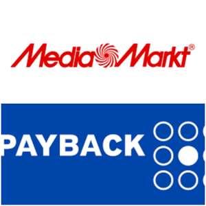 [Media Markt] 10-fach Payback Punkte ~ ca. 5% Cashback (evtl. personalisiert)