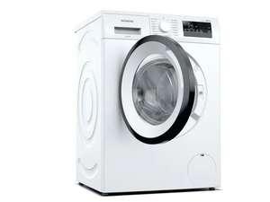 Siemens WM14N122 iQ300 Waschmaschine / 7kg / D / 1400 U/min / Outdoor-Programm / varioSpeed Funktion / Nachlegefunktion [Lidl]