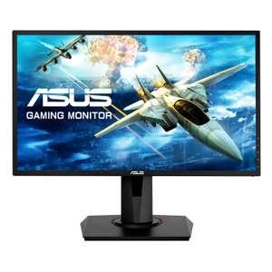 ASUS VG248QG - 60,96 cm (24 Zoll), LED, TN-Panel, Full-HD, G-Sync, 165Hz, Höhenverstellung, Pivot, HDMI, DP, DVI