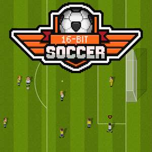 16-Bit Soccer (Switch) für 0,99€ oder für 0,87€ PL (eShop)