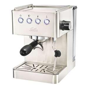 [REWE] Solis 980.03 Barista Gran Gusto Espressomaschine Siebträger Kaffeemaschine Milchaufschäumer Thermoblockmaschine