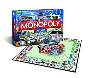Monopoly, Hamm Edition,Familienspiel, Gesellschaftsspiel, Brettspiel (Prime)