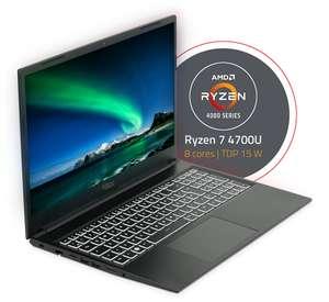 15 Zoll Ryzen Laptop 200 EUR reduziert inkl. Linux Support