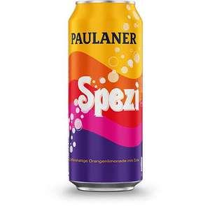 Lidl Getränke: O,5 Liter Dose Paulaner Spezi vom 01.10. Bis 02.10.21 und Pfanner Eistee 2 Liter für 99Cent/verschiedene Sorten