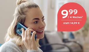 Tchibo Mobil Aktionstarife 6GB / 10GB O2 Telefónica Netz