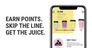 [Lokal Hamburg] Gratis Joe & the Juice Shake oder Sandwich bei App Download