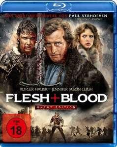 Flesh + Blood (Uncut Edition Blu-ray) für 3,97€ (Amazon)