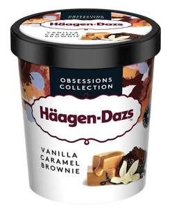 Häagen-Dazs Eiscreme 380 - 460 ml Becher für 2,99€