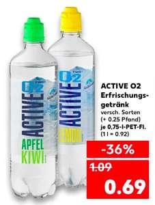 Active O2 Erfrischungsgetränk