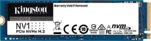 Kingston NV1 NVMe PCIe SSD 1TB (M.2, PCIe 3.0, 3D-NAND, R2100/W1700, 240TBW / 3J Garantie)