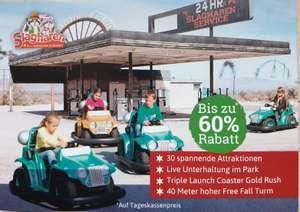 Slagharen Freizeitpark Niederlande Tagesticket