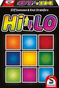 Schmidt Spiele - HiLo, Logik & Denkspiel für 5,49€ (Thalia)